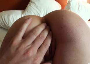 A pov video with the lusty and handsome Ivy Laine. This brunette bombshell with a spectacular body will 1st make him hard by blowing him liberally and then shell give him a private road