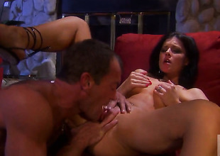 India Summer puts will not hear of soft lips on hard snake