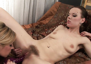 Rachel Dark and lesbo Rachel Evans have sex on high cam for you to watch and enjoy
