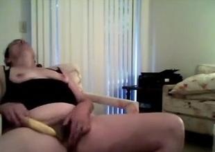 ladyfriend and banana