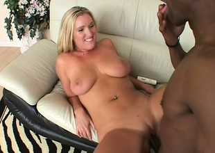 Black man comes searching be expeditious for an anal slut and finds one alright