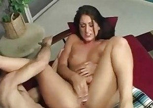 Sultry Latina Gets A Stingy Anal And A Mouth Bountiful Cum