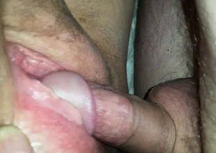 Horny supplicant Fucking Her Meaty wet crack