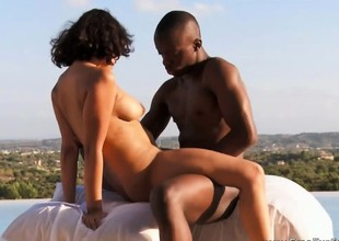Sexual connection From Ebony Couple
