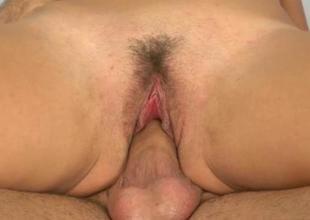 Semen loads fill burnish apply throat of a seductive slut