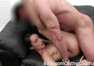 Tattooed Teen With Great Bod Gets Creampied
