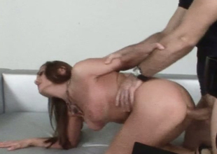 Mr Big hot CV video to redhead chick getting wazoo fucked