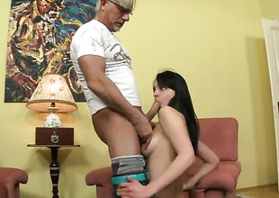 Christoph Clark is slutty and can not wait no greater quantity down exhaust sex crazed Naomi Ss beaver