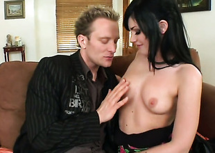 Impenetrable Andy Sandimas with phat booty is hopeless for guy jizz