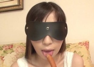 Shizuku obedient unspecific blows on huge dicks