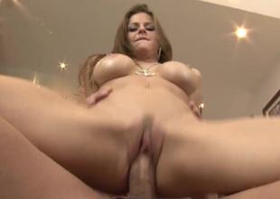 Horny Babe Rachel Roxxx enjoys a big wang