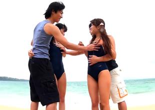 Teens Go To Sex Island