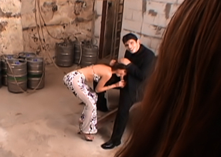 Silvia Lancome, Scene 01
