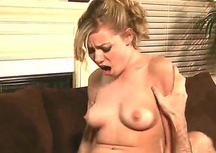James Deen shoots hos tax after Blonde Nicole Brace gives magic throat labour