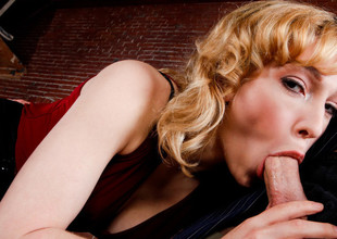 Lily LaBeau & Charles Dera in Deserted Office