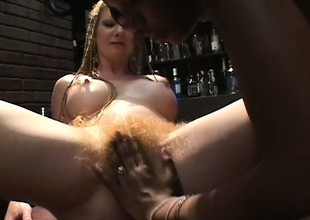 Admirable lesbian girls with fascinating cunts shot fantastic experience