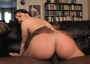 Prexy redhead Katja Kassin shows off her perfect body and gets fucked by a perfidious stud