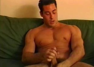When this 22 minute instalment starts off, you might think it's sliding to be a solo scene... and you'd be happy to see this dude masturbate still if it was!  But after one nice-looking shut off with a big cock finishes drying off distance from his shower, you'll undeviatingly realize, he'