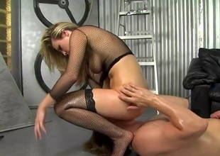Harmony is a very pulling blonde with a voracious appetite for cock. Wait for this blossomed flower painless this babe partakes in hardcore sex. Her booty will be moistened, her cunt will be creamed and her thirst will be quenched... everyone's happy!