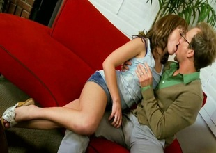 On the mark Girl Legal age teenager Craves To Be captivated by Like A Whore