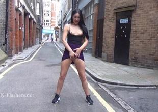Amateur babe Carmels restore b persuade masturbation
