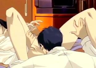 Hotel room sex with a pleasing manga ecumenical