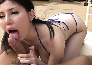 Sofia Takigawa receives slam drilled to death by forsaken dude