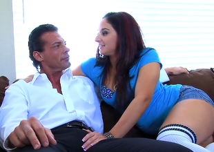 Sheena Ryder in Relax He's My Stepdad 7