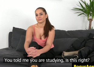 Downright casted euro with hot goods pussyfucked