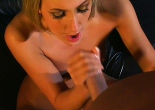 Angel Long knows how to be crazy on camera and that babe does anal too