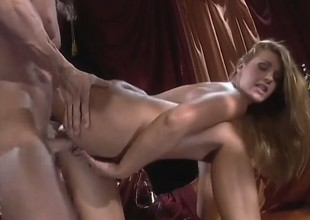 Lauren Phoenix gets and gives head before Renos G pounds her hole