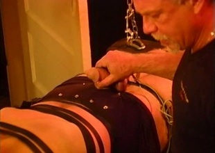 CBT Extreme Electrostim cock and balls.