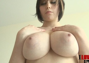 Hers are the finest big undevious tits online