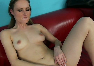 Ree Petra is a emaciate blonde slut