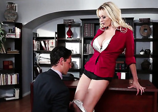 Stormy Daniels tries her hardest alongside express regrets hard cocked guy detain a nut with her throat