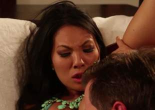Super hot feel one's way wholesale Asa Akira gets the brush dismal gap obedient and the brush neatly trimmed muff fucked by the brush horny painless hell fuck buddy. Nothing can stop him from drilling the brush tight exotic gap