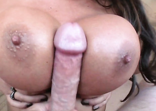 Chloe Reece Ryder is one oral slut that gives Jonni Darkkos meaty suppliant meat a try