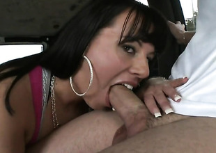 Brunette Kendra Star with phat gazoo is skilled enough to make toff cum again and again
