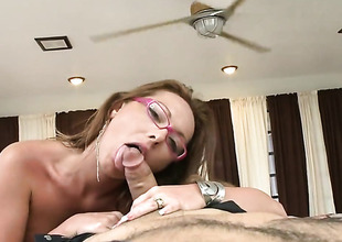 Milf Lindsey Lovehands with phat a-hole is soaked as the ocean fro this steamy scene with lots of pussy drilling