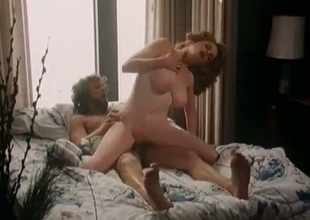 Carnal chick gives head in the air 69 position and then she fucks her hubby on top