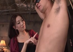 Dark haired Japanese slut gets her muff thrilled in this awesome compilation