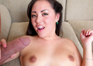 Tina Lee & Billy Glide in Asian 1 on 1