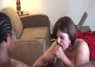 fit ancient wife & youthful bbc