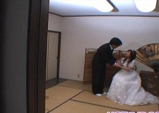 Kaoruko Wakaba is well drilled