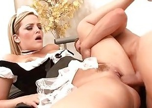 Alexis Texas Makes A Sexy Babysitter & Gal
