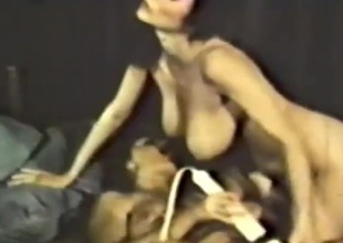 70s greater sum total busty dykes (no sound)