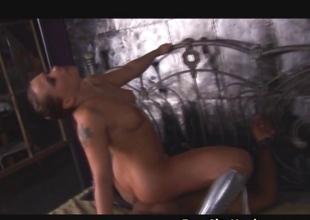 Roasting Babe Katja Kassin Female Dom Interracial Sex