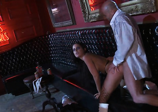 Brandy Aniston shows her love be incumbent on man guck in mad cumshot chapter