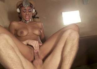 Gia Dimarco and Rihanna Rimes get fucked onwards of each other adjacent to foursome scene from Star Wars porn parody. They are hungry for fucking and love group sex. Keep in view horny bitches get humped