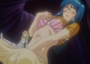Hentai beauty penetrated